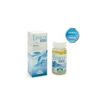 Epacol 1000 Omega -3  olio di Pesce-Alta Natura- 60 perle