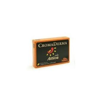 CromaDerma Sole Attiva -Alta Natura- 30cpr da 1gr