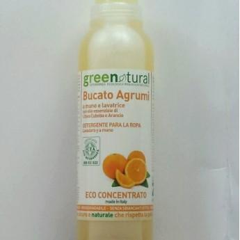 Bucato Liquido mano e lavatrice Greenatural -1 lt- Eco