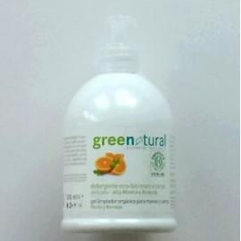 detergente delicato mani e corpo menta-Arancio-500ml-