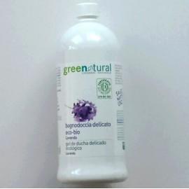 Bagnodoccia delicato Lavanda Eco-Bio-1lt- GreeNatural