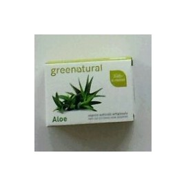 Saponetta Aloe -100gr- GreeNatural
