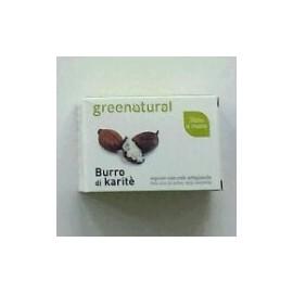 Saponetta Burro di Karitè -100gr- greeNatural