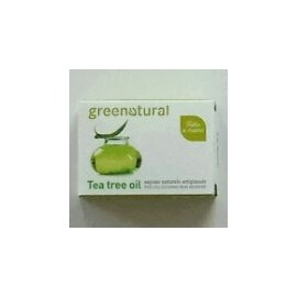 Saponetta Naturale al Tea Tree Oil-100G- GreeNatural
