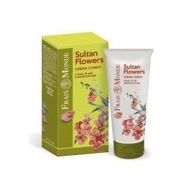 Crema Corpo Sultan Flowers 200 Ml -Frais Monde-