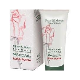 Crema Mani Rosa rossa 100 ml - Frais Monde-