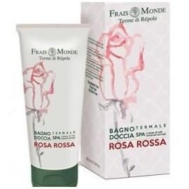 Bagno doccia Rosa Rossa 200 ml -Frais Monde-