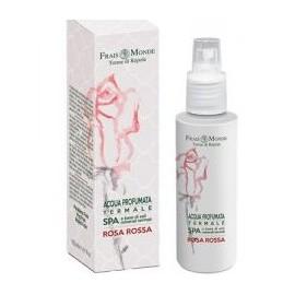 Acqua profumata Rosa Rossa -125ml -Frais Monde-