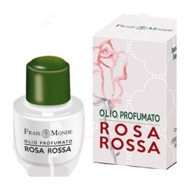 Olio Profumato Rosa Rossa 12 ml -Frais Monde-