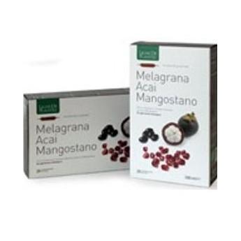 Melagrana Acai Mangostano Ampolle - Ligne de Plantes-