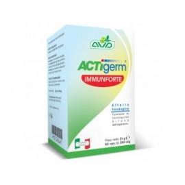 Immunforte Actigerm 60 cps -Avd Reform-
