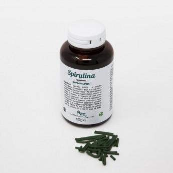 Spirulina Pura 100% filamenti 50 gr-Agroiniziative-