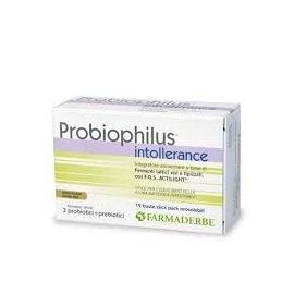 Probiophilus intollerance 24gr 12 buste