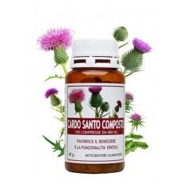 Cardo Santo Composto -100 cpr- Salus in Erbis